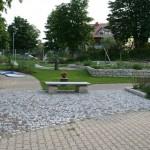Bäderpark Walldorf, Neubau Minigolfanlage