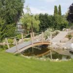 Hausgarten in Weinheim