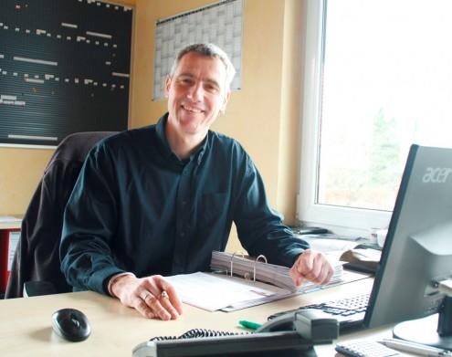 Michael Dillschneider, staatl. geprüfter Techniker